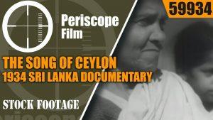 Song of Ceylon