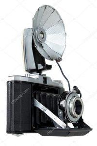 Folding Camera with Flash alochana photography article